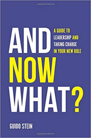 And Now What? : A Guide to Leadership and Taking Charge in Your New Role