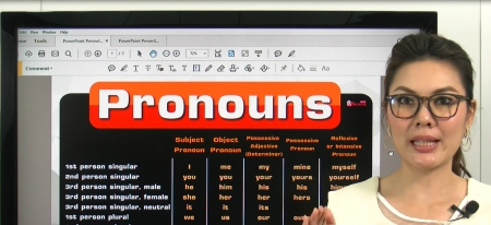 English for Work - Grammar - Pronouns